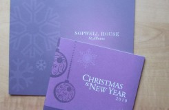 Christmas & New Year brochures