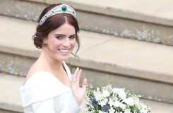 Princess Eugenie's name is commonly mispronounced